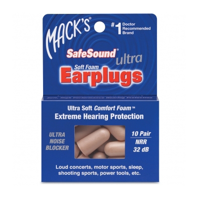 Macks Ultra SafeSound (32db SNR)