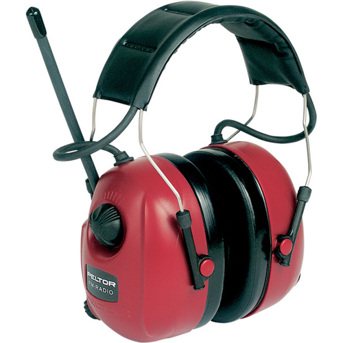 Peltor HRXS7A-01 con Radio y MP3 (SNR 32dB)