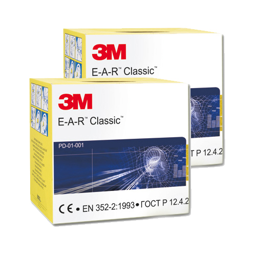EAR clásico 500 pares (SNR28db)