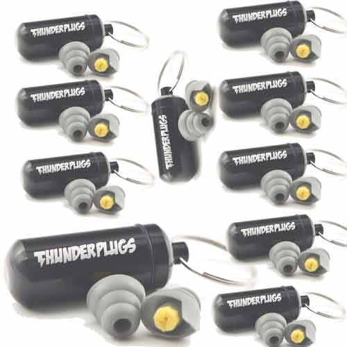 Thunderplugs (SNR 20db) (10x)