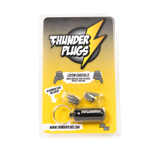 Thunderplugs (SNR 20db)