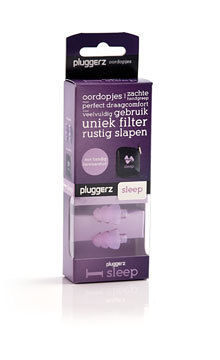 Pluggerz Sleep para Dormir (Duo Pack) (SNR 27db)